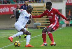 Aytemiz Alanyaspor - Demir Grup Sivasspor: 1-1