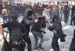 BDP'lilere her yerde biber gazı