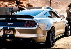Need for Speed Paybackten 4K 60 fps oynanış videosu