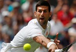 Djokovic, Wimbledona hızlı başladı