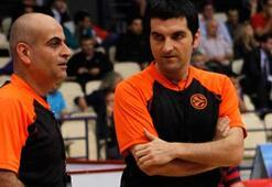Türk hakemlere Euroleaguede görev