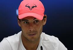 Soldadonun ardından Nadal da topa girdi