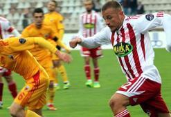 Sivasspor-Kayserispor: 3-0