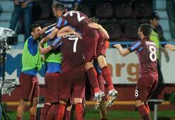 Trabzonspor, Avrupada 113. randevuda