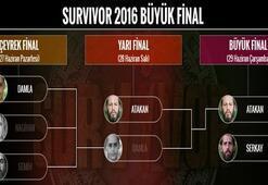 Survivor 2016da büyük final ertelendi Kıbrıs finalinde şampiyon kim olacak - İzle