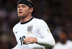 Milli Takımın yeni kaptanı Rooney