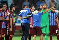 Trabzonsporun Avrupada 118. randevusu