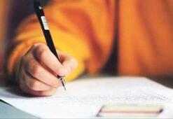 TEOG sınavı için ilk oturum bitti ikinci oturum başlıyor
