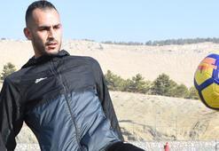 Yeni Malatyasporlu Boutaib: Atabildiğim kadar gol atacağım