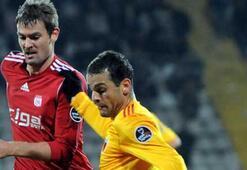 Kayserisporlu Bobo 100 gole ulaştı