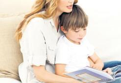 Oğlumun ilk öğretmeni benim