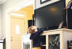 TV'nizi sabitleyin çocuklar ölmesin