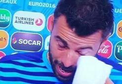 Barzagli maç sonu hüngür hüngür ağladı