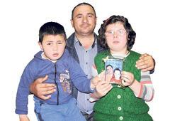 Engelli çocuğunun maaş kartıyla kaçtı