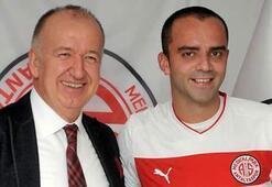 Antalyaspor transferde zirvede