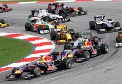 Formula 1de yarış sayısı 21e çıktı