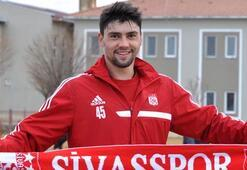 Sivassporun 10. sambacısı Oldoni