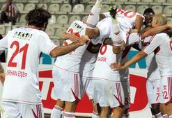 Sivasspor Kosovada kazandı