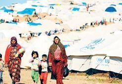 Kafkas militanlar  Atme Kampı'nda
