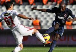 İstanbul B.B.-Sivasspor: 2-0