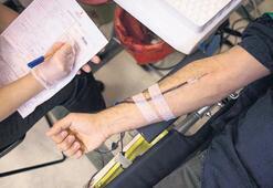 Şehitler anısına kan bağışı kampanyası