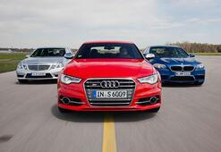 BMW, Audiyi solladı