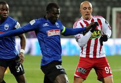 Sivasspor - Suat Altın İnşaat Kayseri Erciyesspor: 1-1