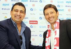 Antalyasporda Leonardo dönemi 2 yıllık imza...