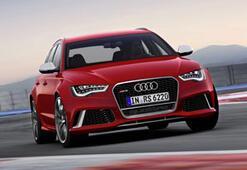 Audi'den Yeni Audi RS 6 Avant