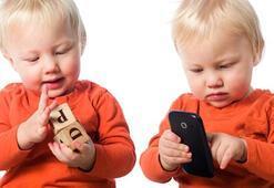 Cep telefonu çocuk oyuncağı değil