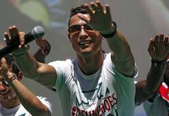 EURO 2016da en fazla ileti yazılan futbolcu Ronaldo