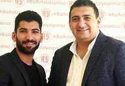 Antalyasporda sponsorluk geliri hedefi 10 milyon TL