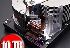 Dünyanın İlk 10 TBlık Sabit Diski Üretildi
