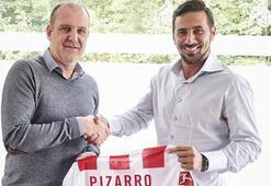 Köln, Pizarroyu kadrosuna kattı