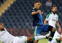 Fenerbahçe - Panathinaikos: 2-1