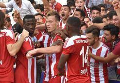 Demir Grup Sivasspor 3 - 1 Antalyaspor