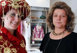 First ladylere Osmanlı motifleri