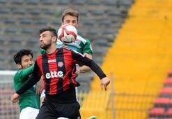 Centone Karagümrük-Bursaspor: 1-1