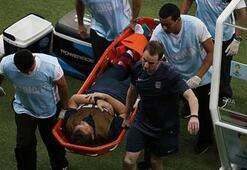 İngilterenin fizyoterapisti Dünya Kupasına veda etti