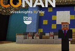 Conan O Briendan Minecraftın Satışı İle İlgili Komik Video