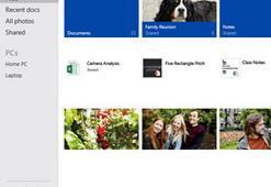 Microsoft OneDrive büyük sürprizlerle geldi