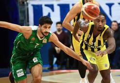 Fenerbahçe Doğuş-Yeşilgiresun Belediyespor: 85-72