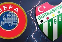 Bursaspora şok ceza