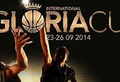 Gloria Cup Basketbol Turnuvası yarın başlıyor