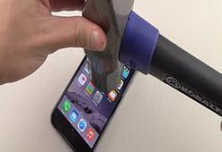iPhone 6'nın Çekiç ve Bıçakla İmtihanı