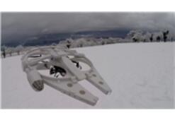 Star Wars Temalı Dronelar