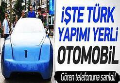 Bu Araba %100 Türk Üretimi Ve 7 Lira İle 500 KM Gidiyor