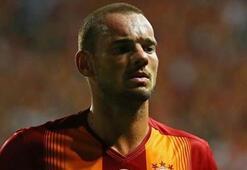 Sneijderden ManU açıklaması