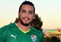 Bursasporlu futbolcu Jorquera: Kaçmak istedim