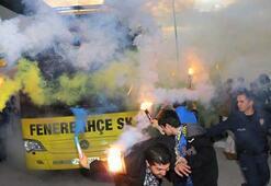 Fenerbahçe, Elazığa 17 futbolcuyla gitti